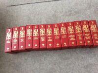 World At War VHS tapes 13 volumes
