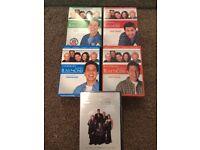 Everybody loves Raymond boxsets x4 & series finale