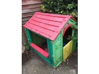 Meadow cottage playhouse