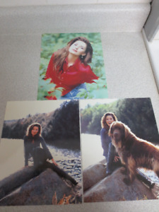 COUNTRY SINGER SHANIA TWAIN 8x10 PICTURES