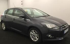 Ford Focus Titanium FROM £36 PER WEEK!