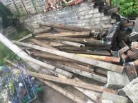 Timbers for free