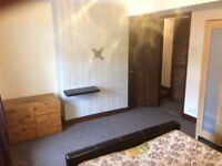 large furnished double room in very nice home.