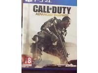 Call of duty advanced warfare COD activision PS4 playstation sony sledgehammer