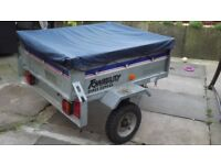 motor car trailer