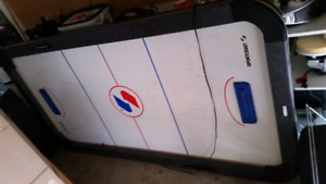 Full size air hockey table for sale