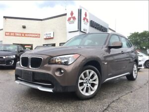 2012 BMW X1 xDrive28i (PANORAMIC ROOF! LEATHER!)