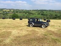 Daihatsu Fourtrak Forester TDX for sale, mechanically sound, MOT till November