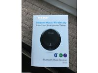Bluetooth Stereo Audio Music Receiver Adapter with NFC Technology