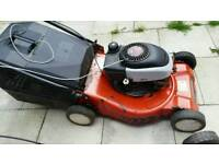 Faulty Sovereign petrol lawn mower