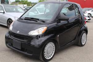 2010 SMART FORTWO PURE AUTOMATIQUE/CLIMATISATION/CLEAN CARPROFF