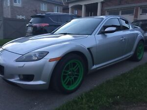 Completely Stock Rust-free RX-8!