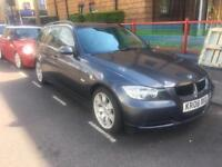 2008 BMW 3 SERIES 2.0 320d SE WITH FULL LETHER Touring 5dr FACELIFT LCI FULL BMW HISTORY