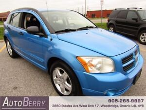 2008 Dodge Caliber SXT ***CERTIFIED ** ONE OWNER*** $3,999