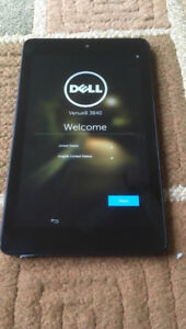 Dell Venue 8 Android Tablet in like new condition