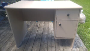 End tables and computer desk for sale !
