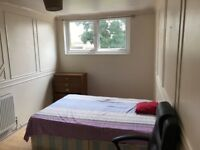 Double Bed Room (King Size) To-let near Prince Regent DLR Station.Nice living environment.