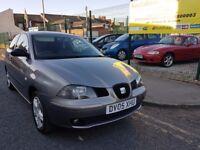 SEAT Ibiza 1.2 12v SX 3dr (12 Months MOT)