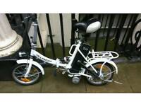 Foldable electric bike Dillinger as New