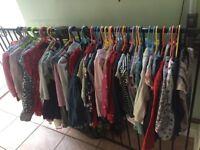 Extra large 12-18month girls clothing bundle