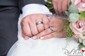 Wedding photography now £450 for 2017 bookings
