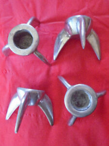 Set 4 Candle Holders