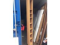 Ikea slim bookcase