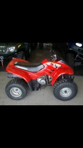 Kids ATV .........Looking for