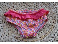 H&M Baby girl frilled swim pants