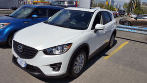 2016.5 Mazda CX-5 GS lease take over/transfer