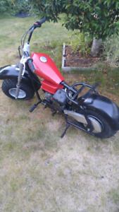186cc Mini bike- off road tires. Camp/festival bike - $650 (Cour