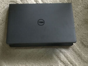 "dell inspiron 15"" business class laptop/warranty"