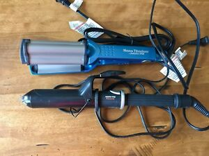 BaByliss Crimper and Curling Iron