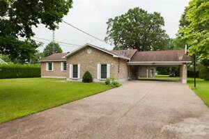 Homes for Sale in Clarence Point, Rockland, Ontario $324,900