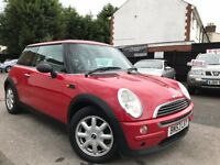 MINI Hatch 1.6 One Service History 2 Owners Great Condition 3 Months Warranty 2 keys