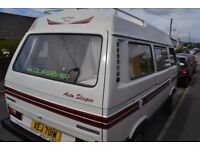 retro vw t25 2 litre petrol aircooled camper