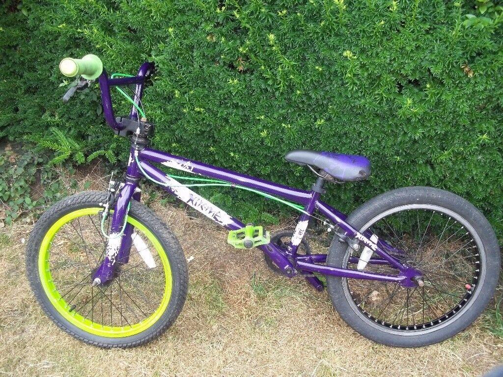 Raleigh Xtreme BMX