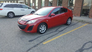 2010 MAZDA 3 SAFETY INCLUDE !!! FINANCING AVAILABLE