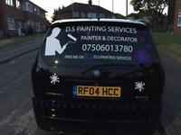 D.S PAINTING SERVICES