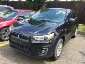 2015 Mitsubishi RVR SE AWC (BLUETOOTH! HEATED SEATS!)
