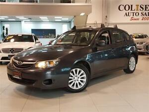 2011 Subaru Impreza 2.5L AWD-5 SPEED MANUAL