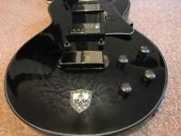 Hagstrom Three kings Super Swede ONLY 200 MADE Not Gibson Epiphone LP