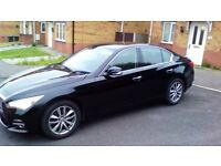 INFINITI Q50 / MANUAL / 2.2CDI SE / 14 PLATE / CHEAPEST IN THE UK / 170BHP - £10,995