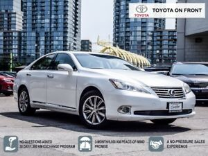2012 Lexus ES 350 Entry level