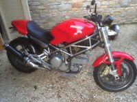 Stunning Ducati Monster M620ie *very low mileage*