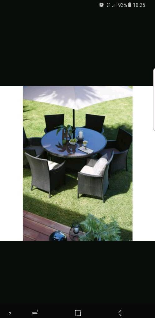 Bnib rattan garden furniture set. Bnib rattan garden furniture set   in Stevenage  Hertfordshire