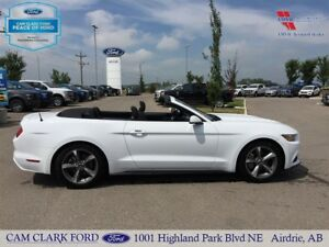 2016 Ford Mustang Automatic Convertible V6