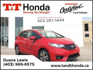 2015 Honda Fit **C/S** EX* No Accidents, Rear Camera,