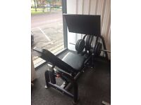BODYMAX COMMERCIAL ISO LEG PRESS