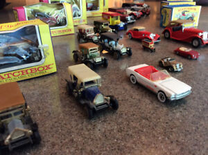Mostly Matchbox Toy Classic Cars